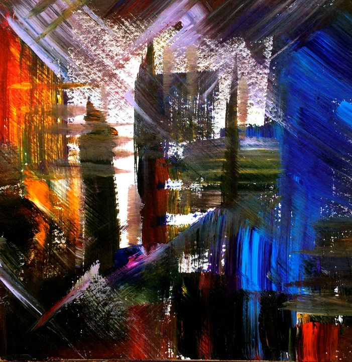 The turbulent affair of Miss Mac'tsh - Emma Childs Art
