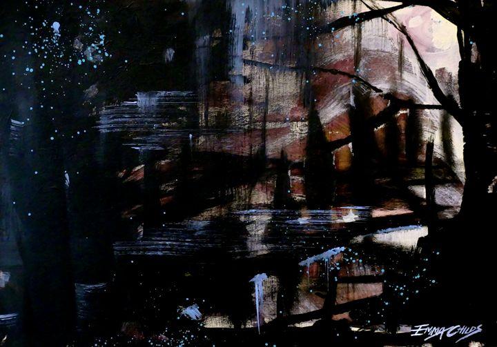 Unknown Journey - Emma Childs Art