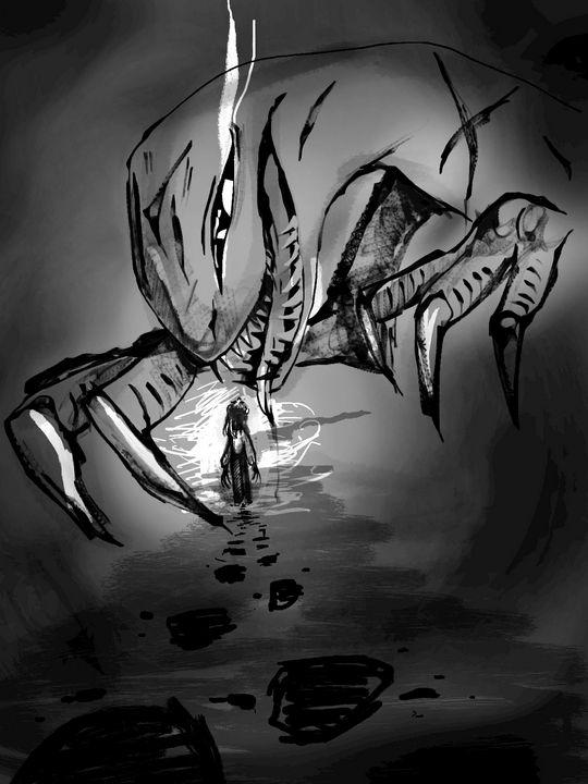 Monster - Alieva Shemsiya