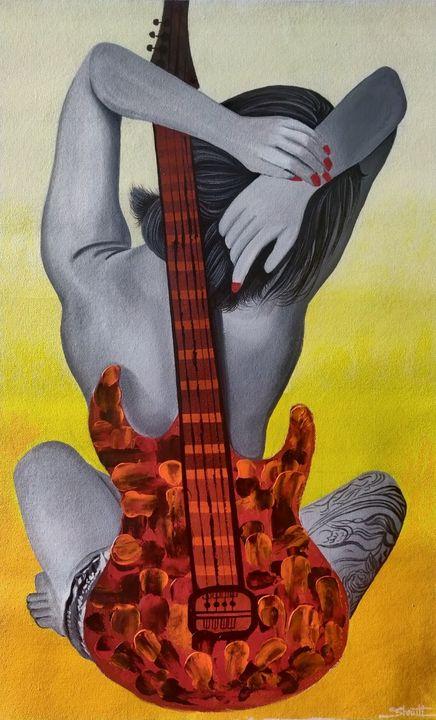 Figurative art - Shruti's Hobby Corner