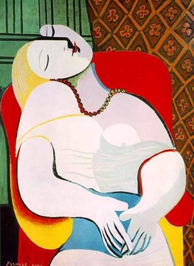 Picasso-le-reve - Newyorkarts55