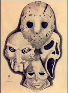 Slasher Masks