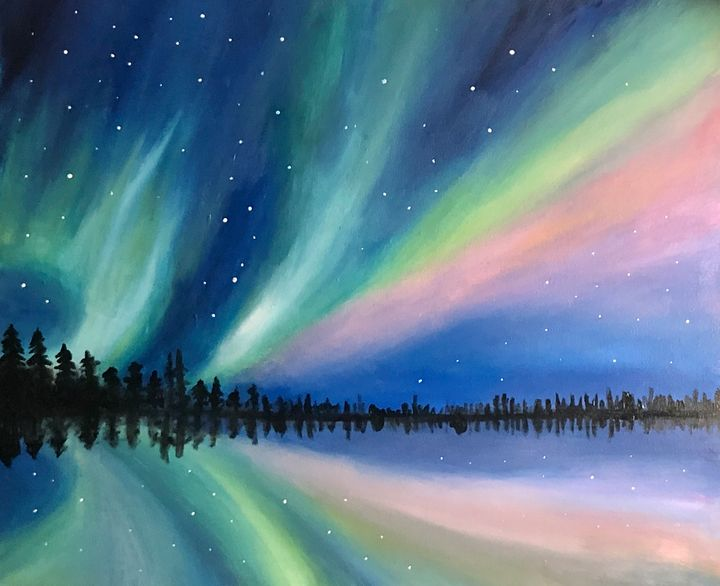 Astonishing Borealis Aurora - Amy Kam