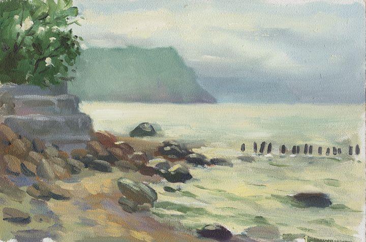 Baltic sea - Natalia Lazareva