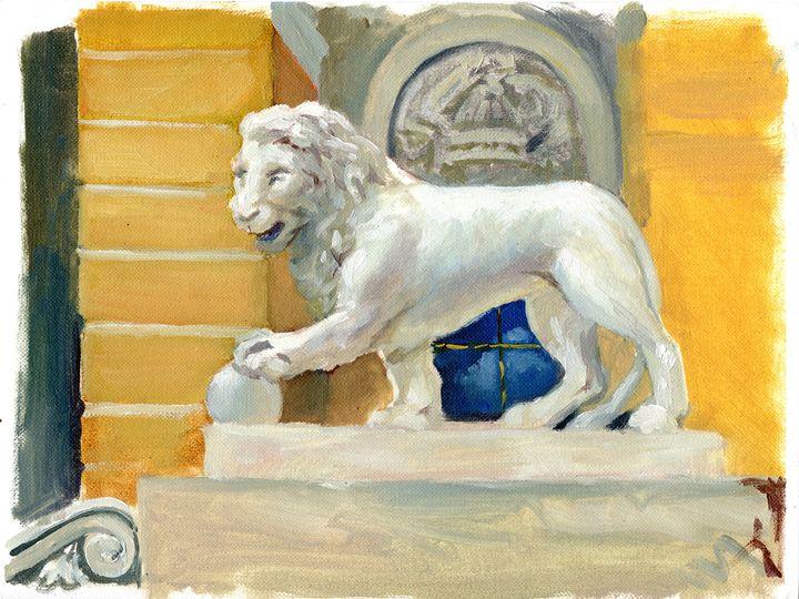 Lion - Natalia Lazareva