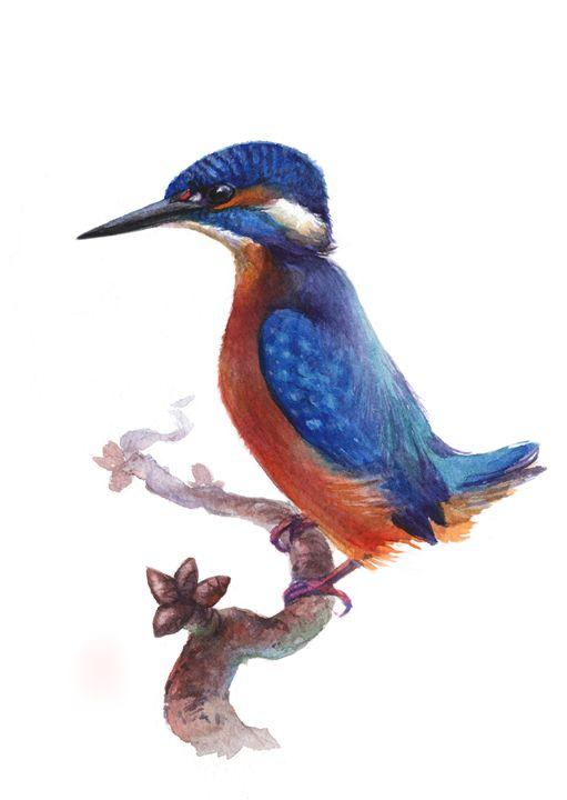 Bird - Natalia Lazareva
