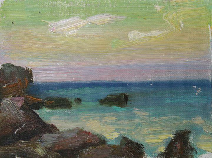Coast - Natalia Lazareva