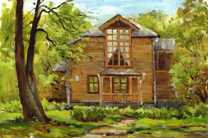Chistyakov museum - Natalia Lazareva