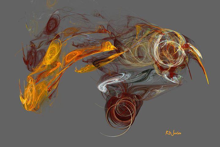 Dragon - Robert D. Jansen