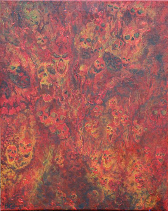 Inferno of Souls - BC Gallaries