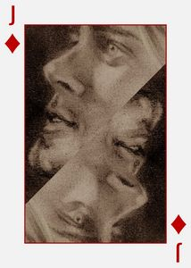 playing card kurt