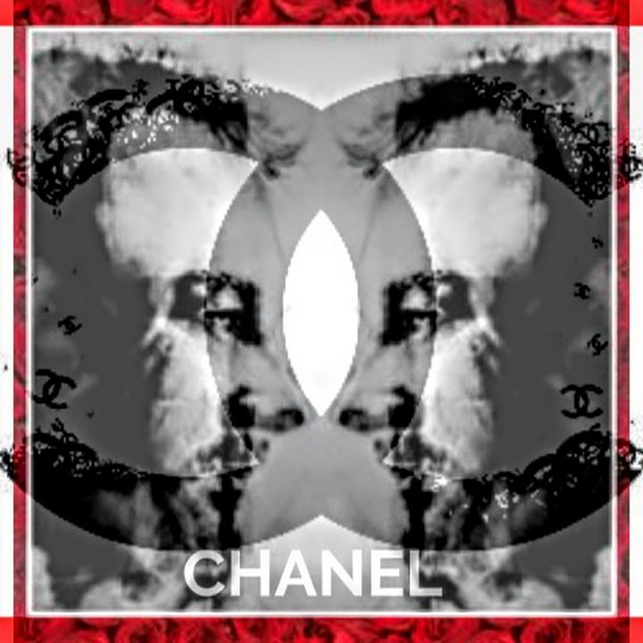 Father deBricassart Chanel - luxury portraits by lenieART