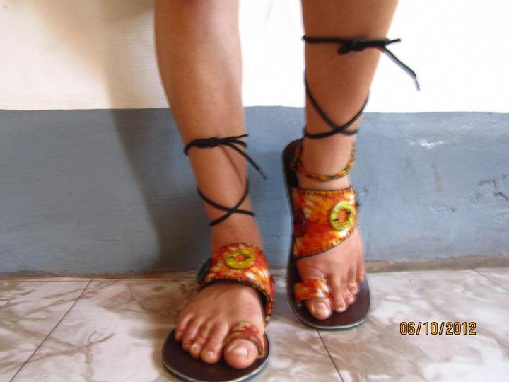 fabric bead work - kaya Sanaa
