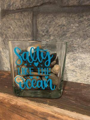 Salty Like the Ocean - TammyAllenArt