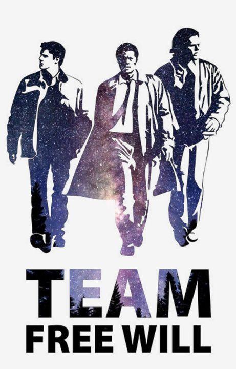 Supernatural team free will - Lexi
