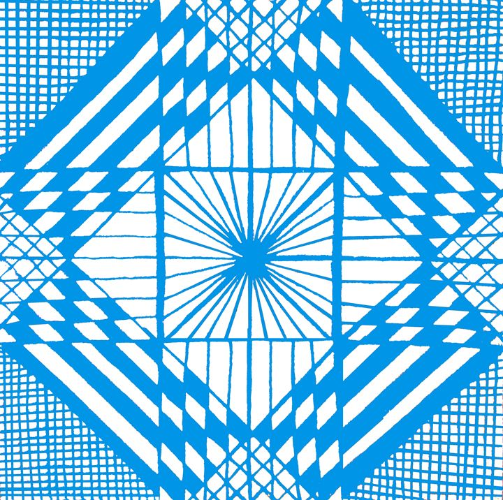 Blue Layers - Eclectic Emily's Emporium