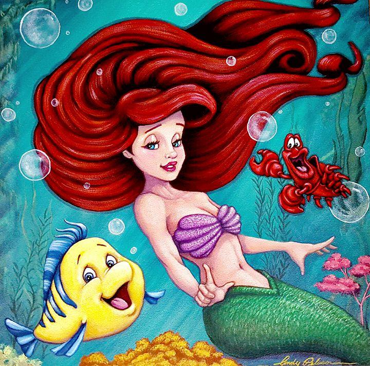 Mermaid - Designs by Drew
