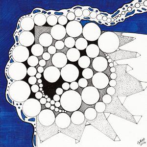 Nuffy Blue Tuxado