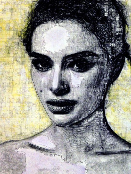 A Classic Beauty. - The Art of Louis Shalako