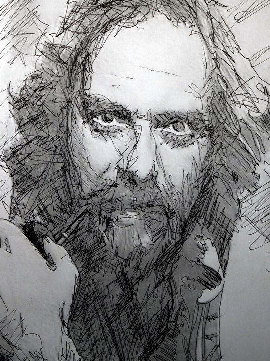 Ian Anderson. - The Art of Louis Shalako