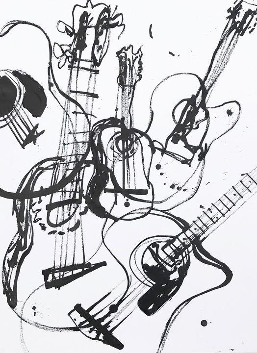 Guitar Sounds - Joshua Navis