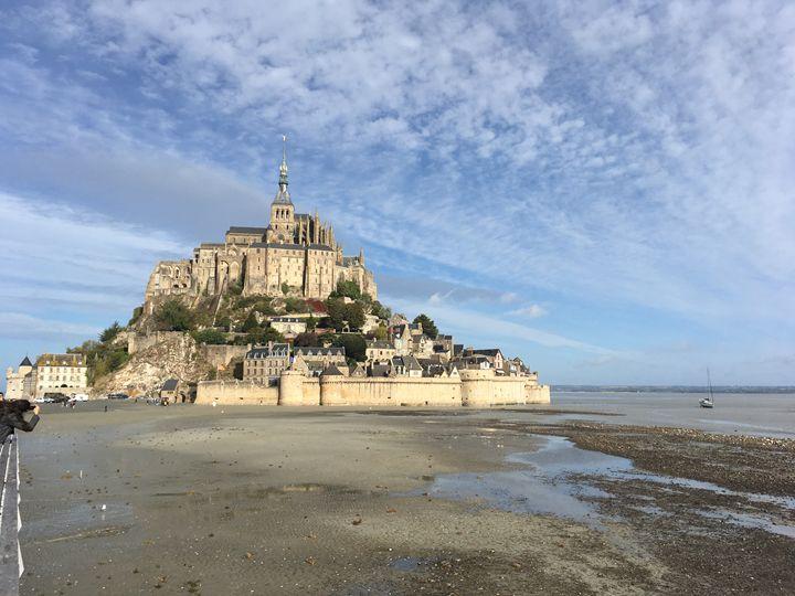 Mont St. Michel - BoboWorks