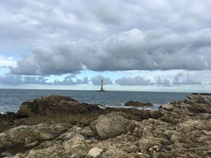 Brittany Coast, Lighthouse