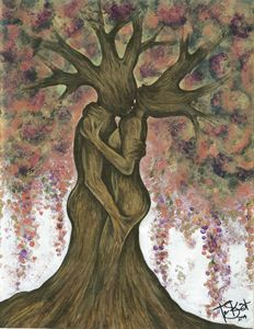 Willow Spirit Embrace