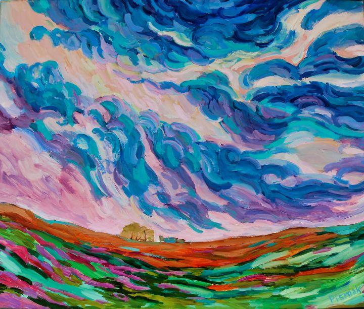 Clouds - Pepper Gallery