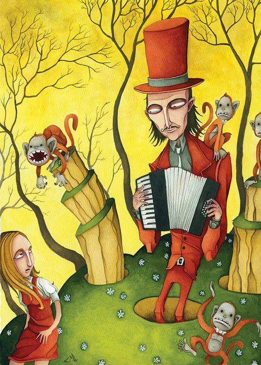 The Monkeys - Christopher White