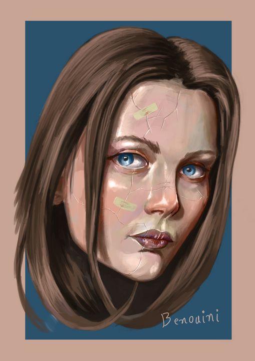 broken girl - benouini