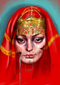 amazigh girl