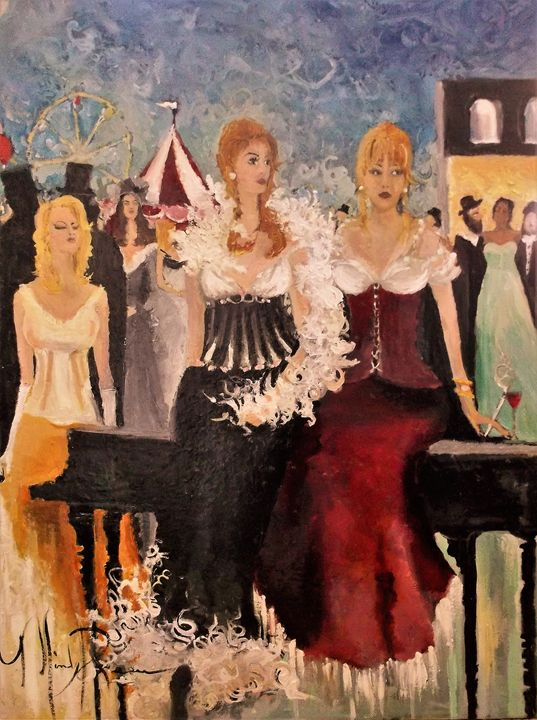 The Carnival - Mindy Reese
