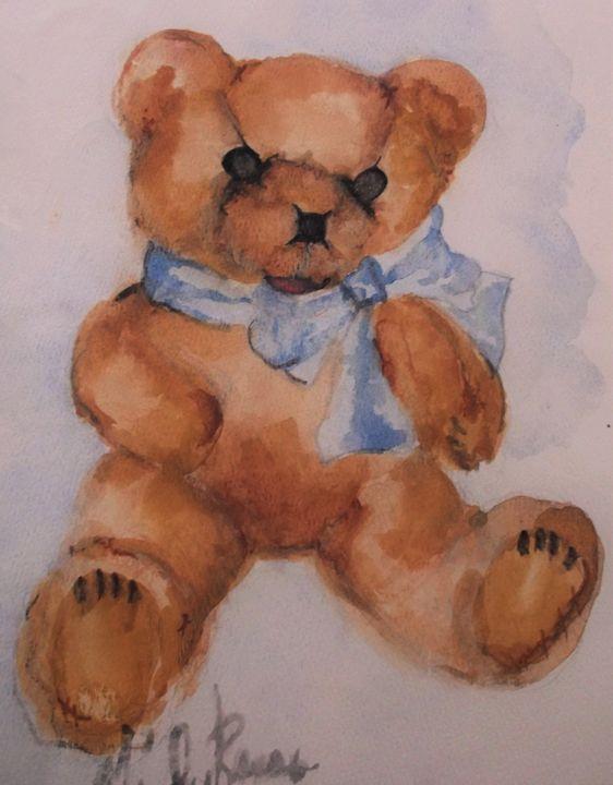 Teddy - Mindy Reese