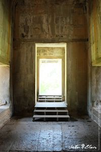 Angkor Collection - Inside Doors N°7