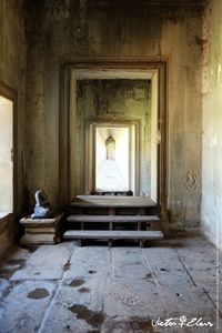 Angkor Collection - Inside Doors N°6