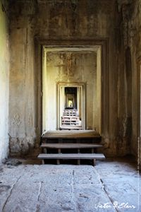 Angkor Collection - Inside Doors N°5