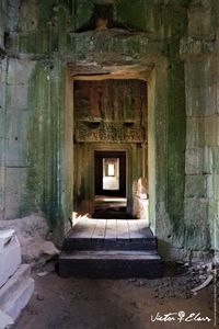 Angkor Collection - Inside Doors N°3