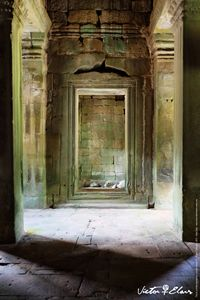 Angkor Collection - Inside Doors N°1