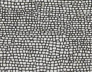 Portuguese mosaic paving