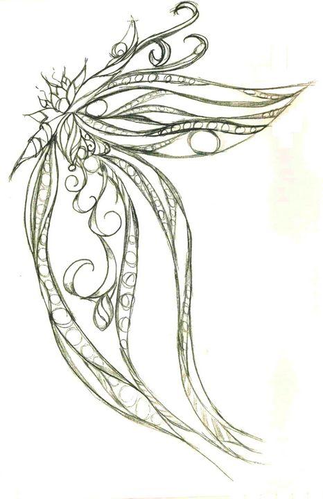 Untitled 09 - Random Doodle Art