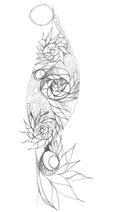 Untitled 14 - Random Doodle Art