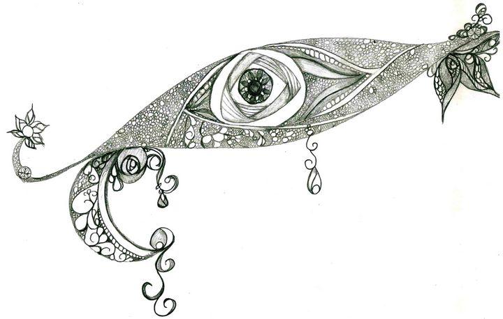 Untitled 10 - Random Doodle Art