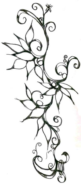 Untitled 23 - Random Doodle Art