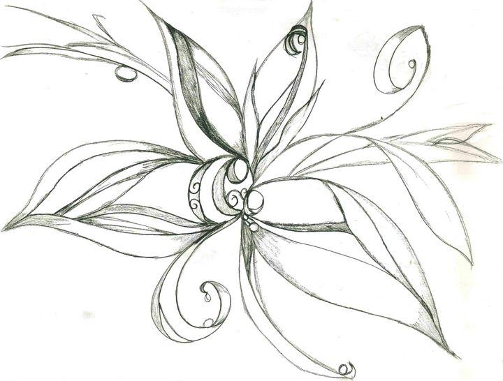 Untitled 06 - Random Doodle Art