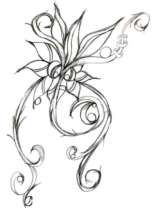 Elephumps or Floozles? - Random Doodle Art