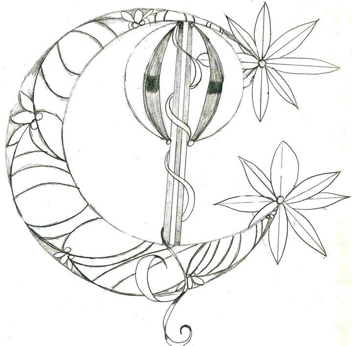 Untitled 05 - Random Doodle Art