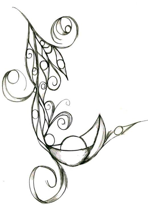 Untitled 34 - Random Doodle Art