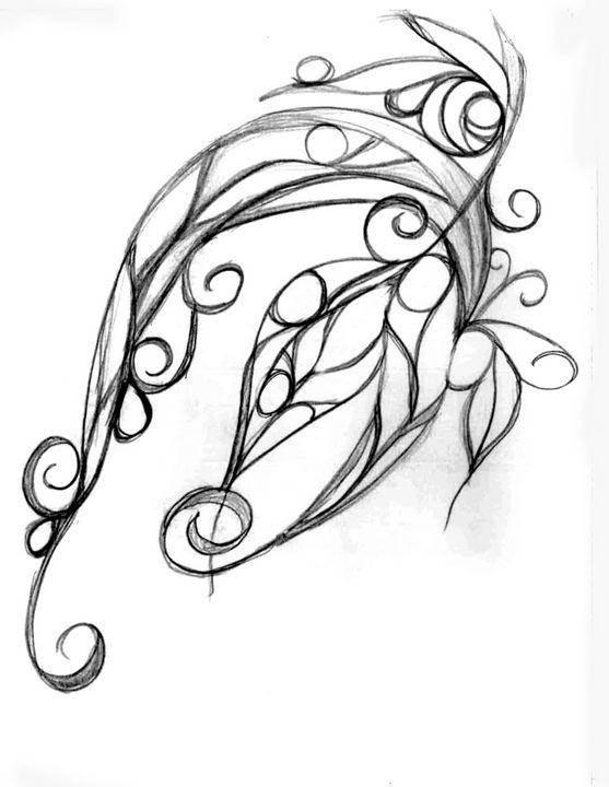Untitled 36 - Random Doodle Art