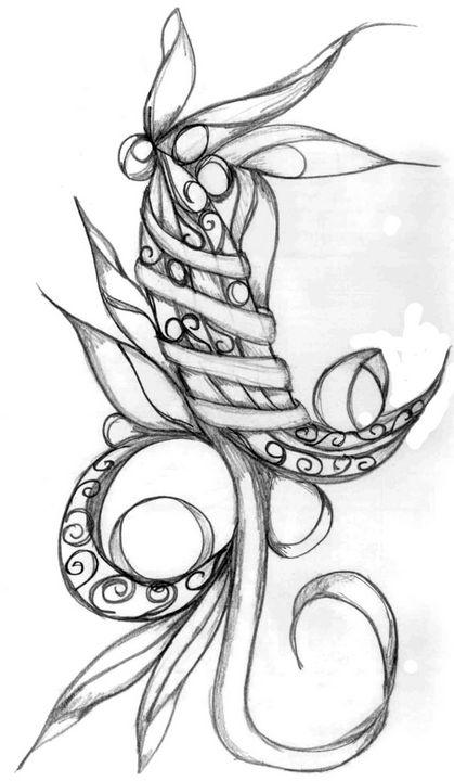 Untitled 38 - Random Doodle Art